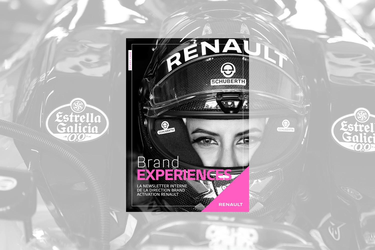 Brand Expe Renault