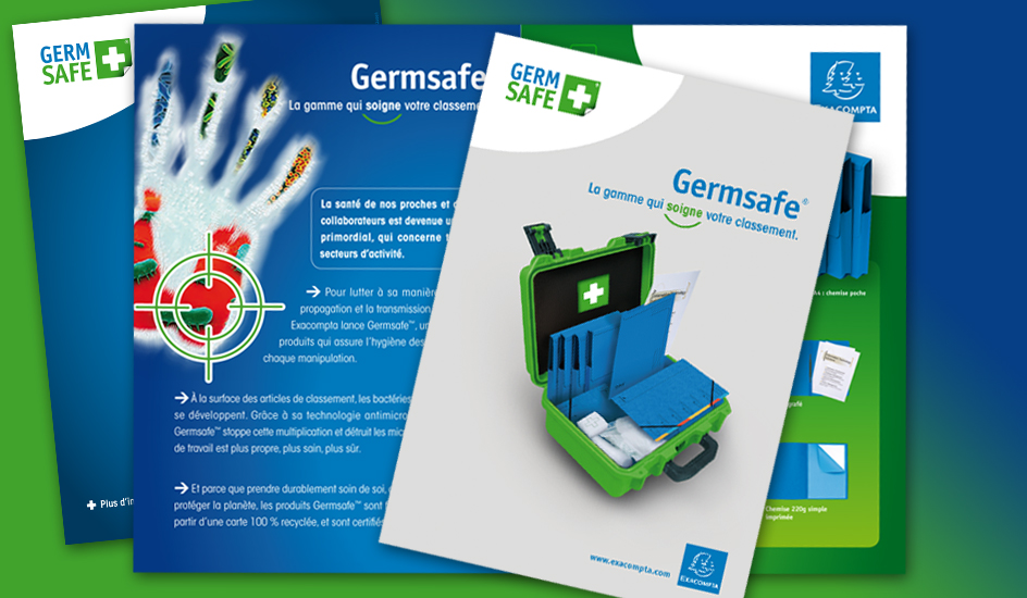 Exacompta Germsafe 5