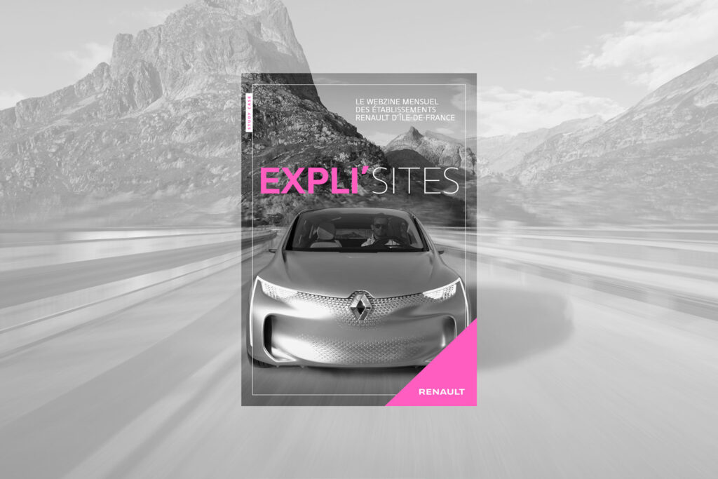 Expli Sites Renault
